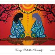 Offering Limited Print Tracey Metallic