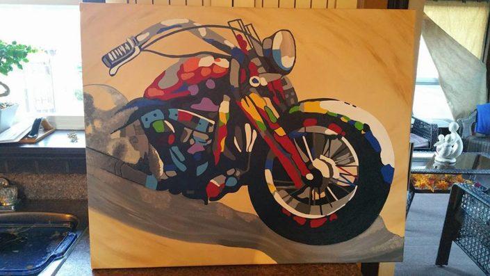 Bike Tracey Metallic